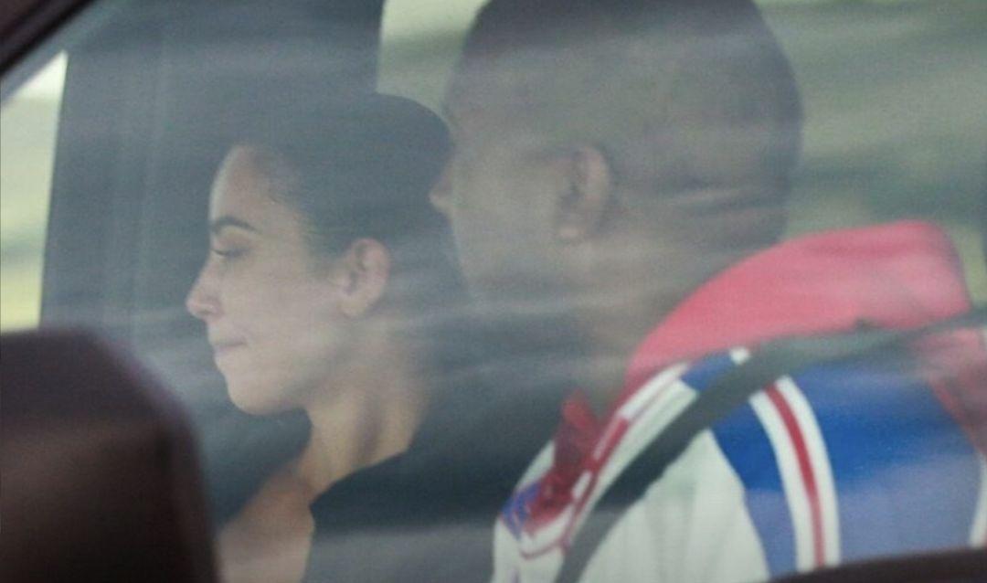Kim Kardashian West Crying
