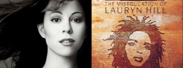 Mariah Carey and Lauryn Hill