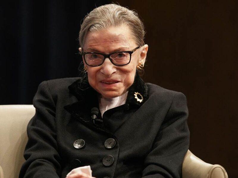 Ruth Bater Ginsburg