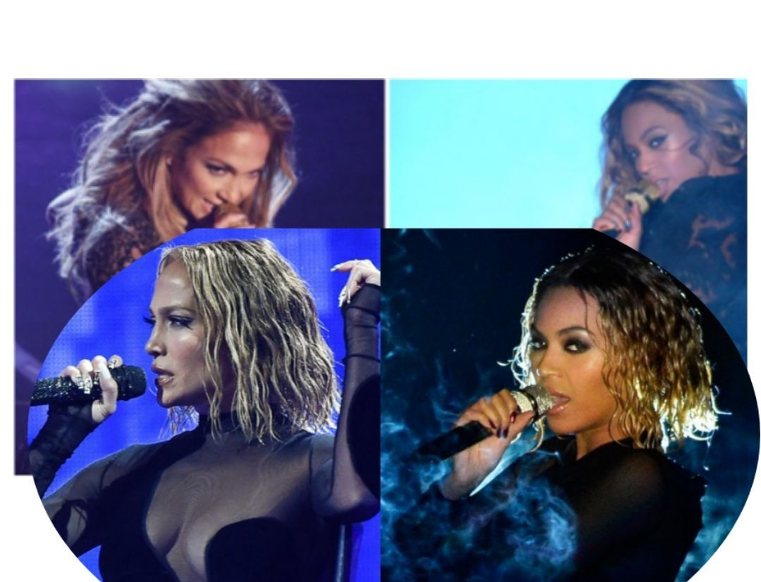 Jlo Copying Beyonce