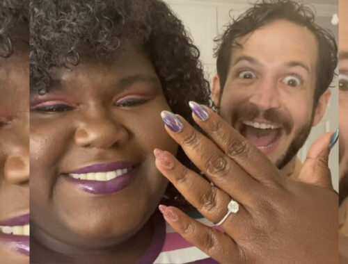 gabourey sidibe engaged