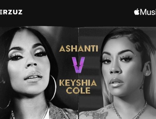 Ashanti Verzuz Keyshia Cole