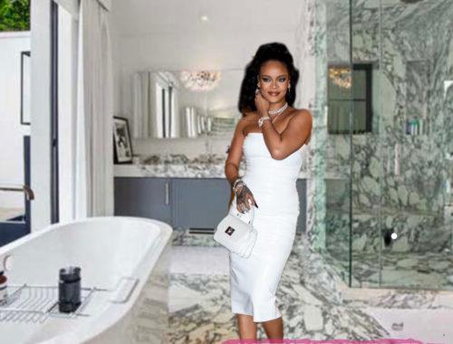 Rihanna's New Home
